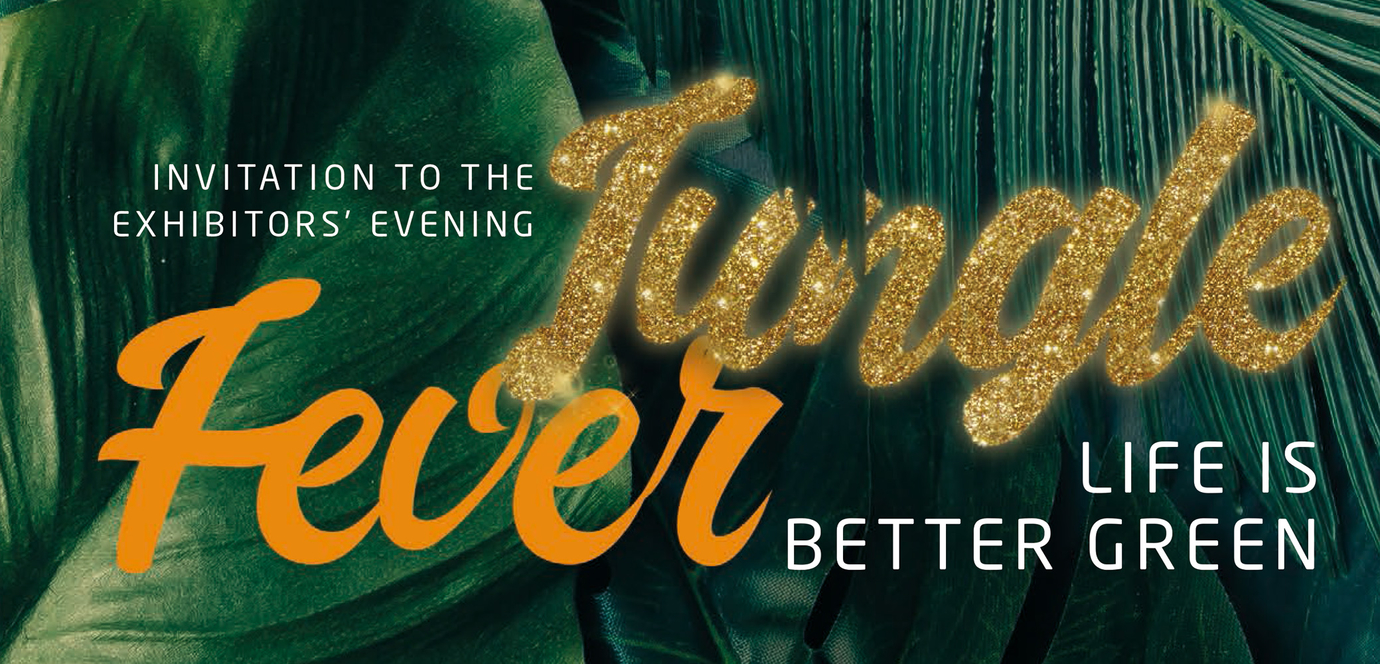 "Ausstellerabend - ""Jungle Fever - Life is better green"""