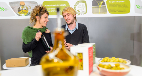 Experience the World of OLIVE OIL