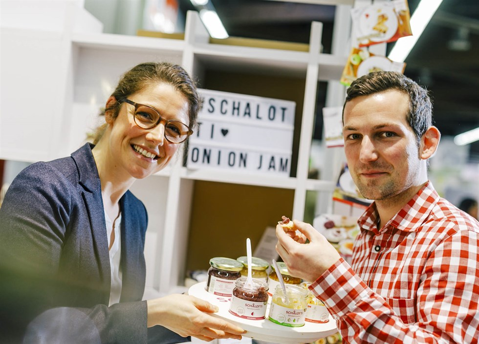 BIOFACH 2017 Review - Schalot Booth