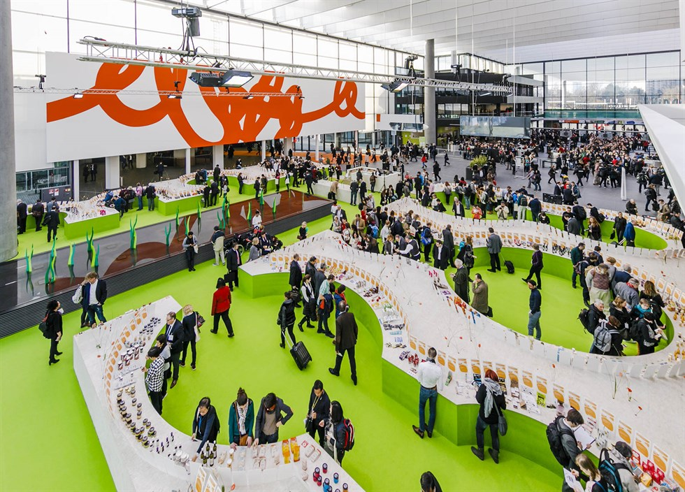 BIOFACH 2017 Review - Entrance Hall