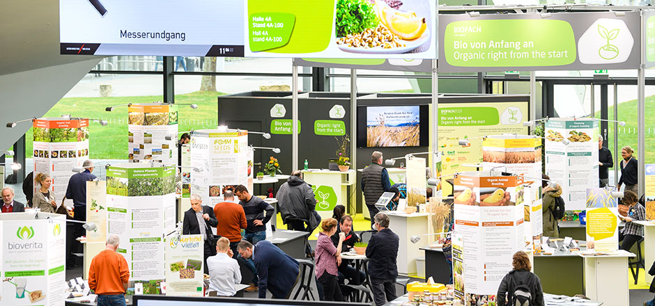 Review BIOFACH 2018 - Organic right from the start