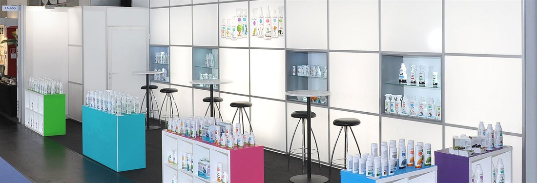 Exhibition Stand Design Tool : Stand construction biofach